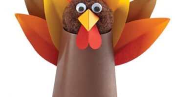 Skill Building Thanksgiving Crafts for Kids