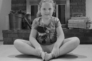 Three Calming Yoga Poses for Children