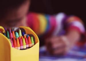 Picture of Crayons