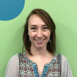 Occupational Therapy Assistant, Emily Lorang.