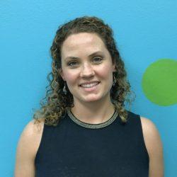 Occupational Therapist, Sarah Salterio.