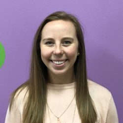 Marketing and Program Coordinator, Natalie Cunningham.