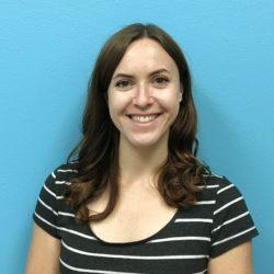 Scheduling and Intake Coordinator, Ashlee Marshall.