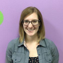 Speech Language Pathologist, Jessica Taylor.