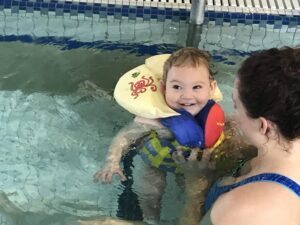Lucca in Aquatic Therapy